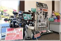 岡山県倉敷市の「ひろえの森」ゴルフ練習場 試打クラブをご紹介